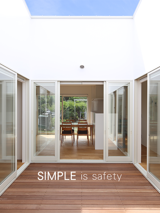 SIMPLE is safety.